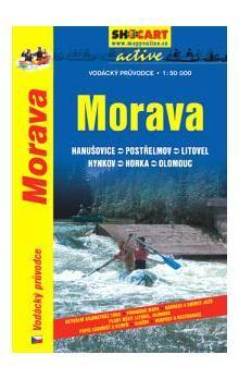Morava vodácký průvodce 1:50 000 cena od 120 Kč