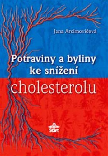 Jana Arcimovičová: Potraviny a byliny ke snížení cholesterolu cena od 113 Kč