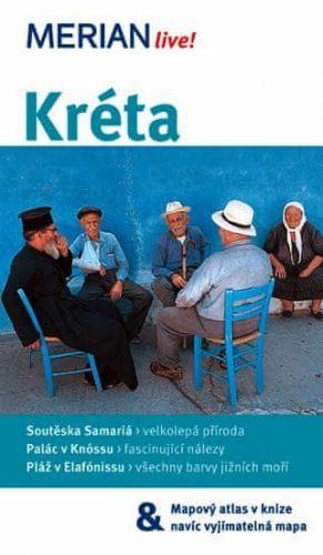 Klaus Bötig: Merian 6 - Kréta cena od 135 Kč