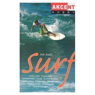 Petr Babič: Surf cena od 135 Kč