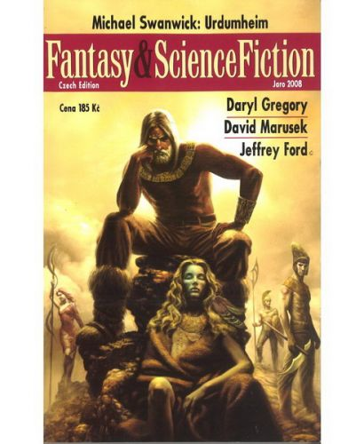 Triton Fantasy a ScienceFiction Jaro 2008 cena od 53 Kč