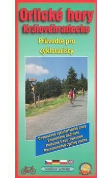 JENA Orlické hory průvodce cyklotrasami cena od 85 Kč