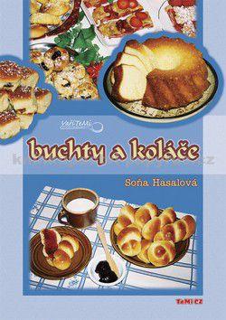 Hasalová Soňa: Buchty a koláče cena od 62 Kč