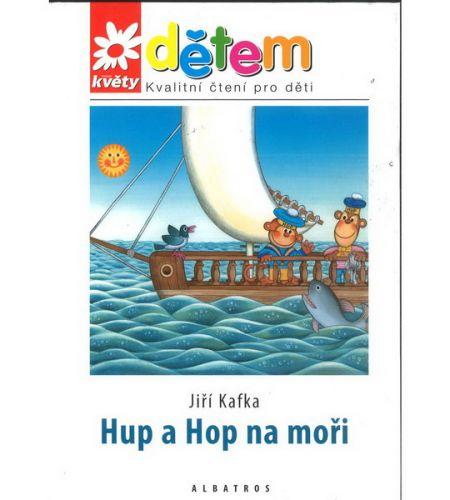 ALBATROS Hup a Hop na moři + CD cena od 129 Kč