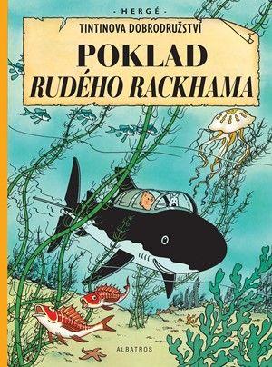 Hergé: Poklad Rudého Rackhama cena od 127 Kč