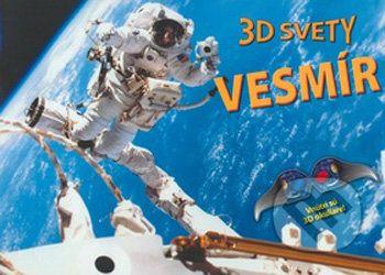 Paul Harrison: Vesmír - 3D svety cena od 134 Kč
