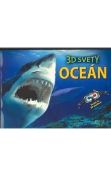 Paul Harrison: Oceán - 3D svety cena od 129 Kč