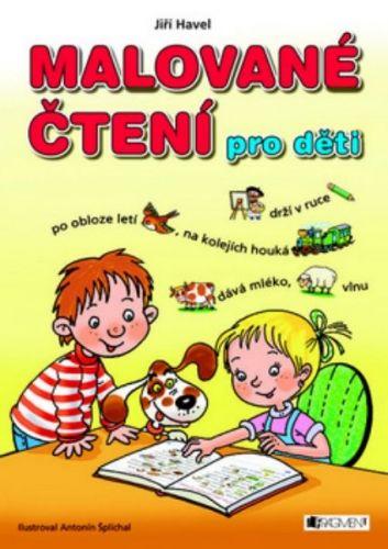 Jiří Havel: Malované čtení pro děti cena od 121 Kč