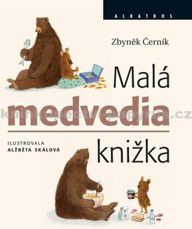 ALBATROS Malá medvedia knižka cena od 117 Kč