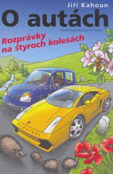 Jiří Kahoun: O autách cena od 190 Kč