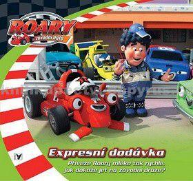 ALBATROS Roary závodní auto Expresní dodávka cena od 30 Kč