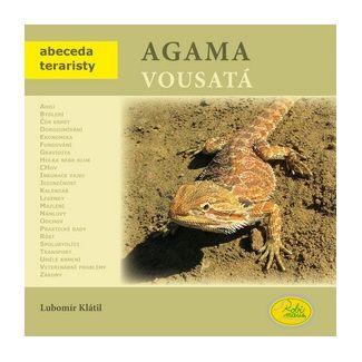 Lubomír Klátil: Agama vousatá - Abeceda teraristy cena od 79 Kč