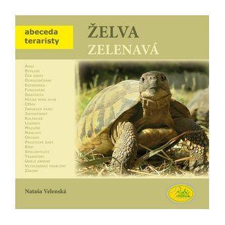 Nataša Velenská: Želva zelenavá cena od 91 Kč