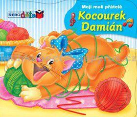 Kocourek Damián - Moji malí přátelé - zvuková - kolektiv cena od 99 Kč