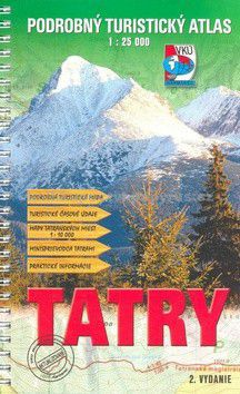 VKÚ Tatry cena od 51 Kč
