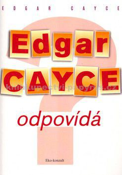 Johan Richter: Edgar Cayce odpovídá cena od 128 Kč