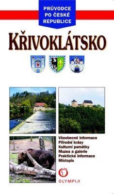 Zíková Marcela: Křivoklátsko - Průvodce po České republice cena od 135 Kč