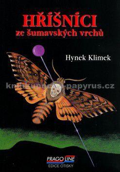 Hynek Klimek, Přemysl Vranovský: Hříšníci ze Šumavských vrchů cena od 97 Kč