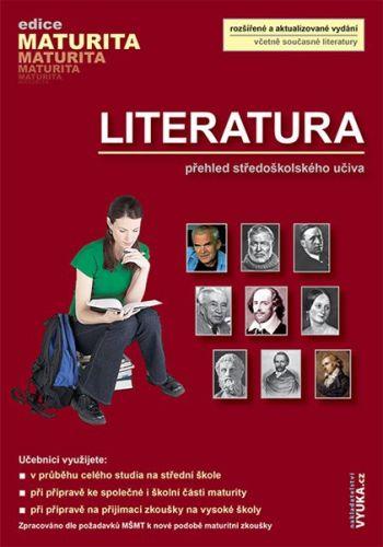 Taťána Polášková: Literatura - přehled SŠ učiva cena od 162 Kč