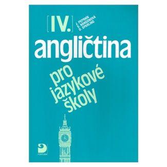 Peprník Jaroslav, Vacková Eva: Angličtina pro jazykové školy IV. - Učebnice cena od 127 Kč