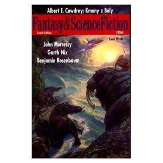 Martin Šust: Fantasy & Science Fiction 2006/01 cena od 84 Kč
