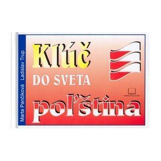 Marta Pančíková, Ladislav Trup: Kľúč do sveta poľština cena od 125 Kč