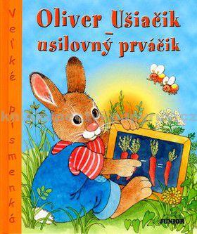 JUNIOR Oliver Ušiačik usilovný prváčik cena od 123 Kč