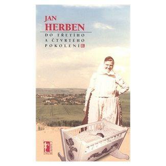 Jan Herben: Do třetího a čtvrtého pokolení II. cena od 131 Kč