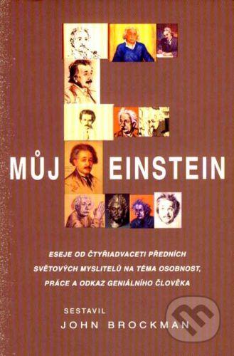 John Brockman: Můj Einstein cena od 116 Kč