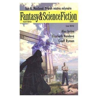 Martin Šust: Fantasy a ScienceFiction 5/2007 cena od 84 Kč