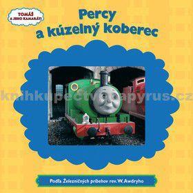 Christopher Awdry: Percy a kúzelný koberec - Tomáš a jeho kamaráti cena od 112 Kč