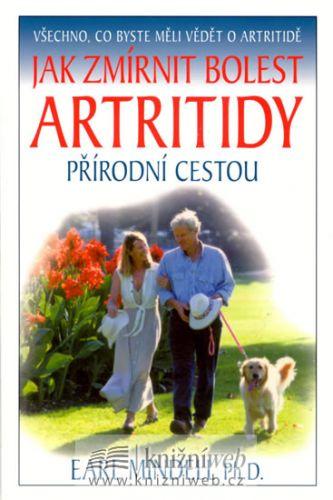 Earl Mindell: Jak zmírnit bolest artritidy přírodní cestou cena od 131 Kč