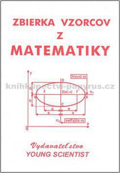 Marián Olejár: Zbierka vzorcov z matematiky cena od 158 Kč