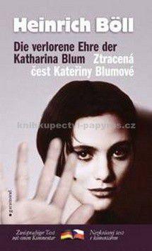 Heinrich Böll: Ztracená čest Kateřiny Blumové/Die verlorene Ehre der Katharina Blum cena od 130 Kč