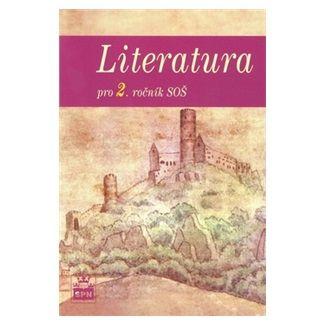 Josef Soukal: Literatura pro 2. ročník SOŠ cena od 64 Kč