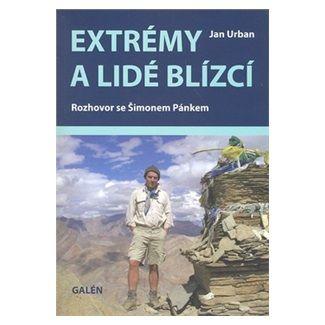 Jan Urban: Extrémy a lidé blízcí cena od 136 Kč