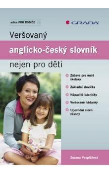 Zuzana Pospíšilová: Veršovaný anglicko-český slovník cena od 126 Kč