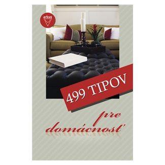 Elizabeth Bothe: 499 tipov pre domácnosť cena od 132 Kč