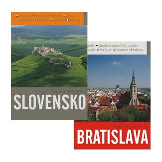 Vladimír Bárta ml.: Slovensko Bratislava cena od 73 Kč