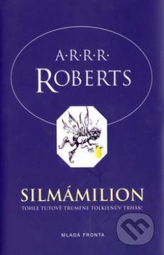 A.R.R.R. Roberts, Douglas Carrel: Silmámilion cena od 127 Kč