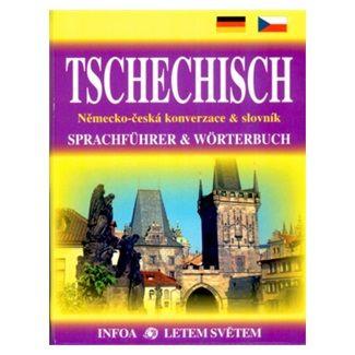 Jana Navrátilová: Tschechisch / Německo - česká konverzace a slovník cena od 129 Kč