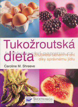 Svojtka Tukožroutská dieta cena od 187 Kč