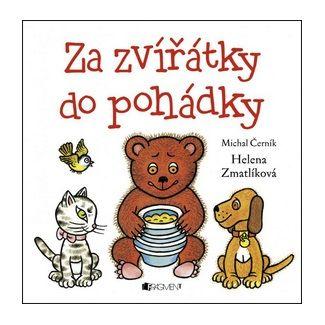 Michal Černík: Za zvířátky do pohádky cena od 117 Kč