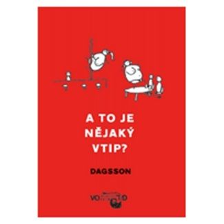 Hugleikur Dagsson: A to je nějaký vtip? cena od 123 Kč
