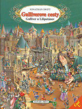 Jonathan Swift: Gulliverove cesty 3 - Gulliver na lietajúcom ostrove cena od 0 Kč