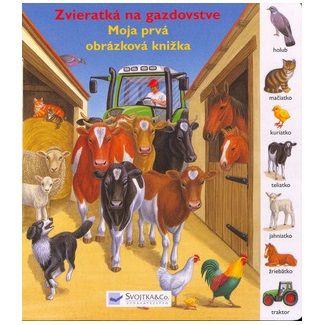 Svojtka Zvieratká na gazdovstve cena od 96 Kč
