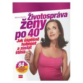 Marlisa Szwillus: Životospráva ženy po čtyřicítce cena od 169 Kč