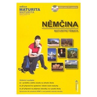 Helena Navrátilová: Němčina - edice Maturita cena od 191 Kč