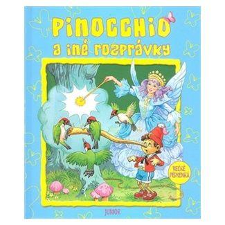 JUNIOR Pinocchio a iné rozprávky cena od 142 Kč