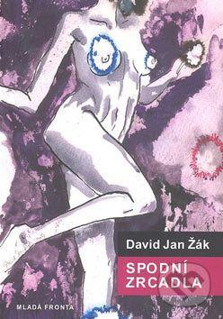 David Jan Žák David: Spodní zrcadla cena od 117 Kč